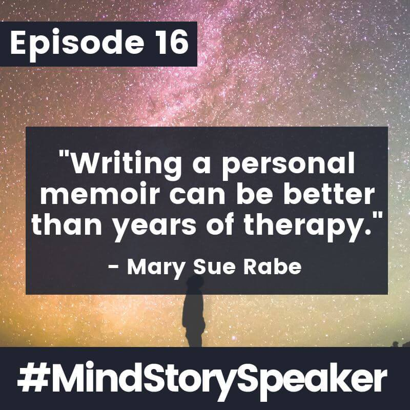 Mary Sue Rabe Quotecard